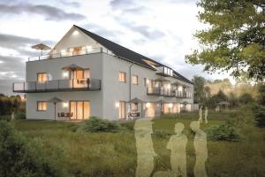 Konzeptonierung eines neuen Wohnhauses in Landshut durch die Carossa Immobilien GmbH