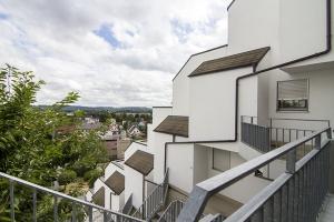Wohnung mit schönem Ausblick über Landshut