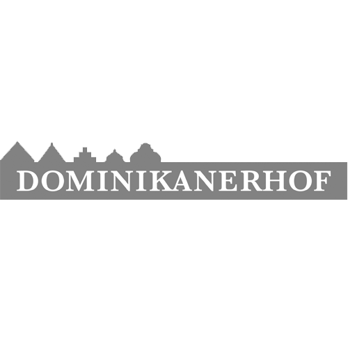 Logo Dominikanerhof | Kunde von Carossa Immobilien