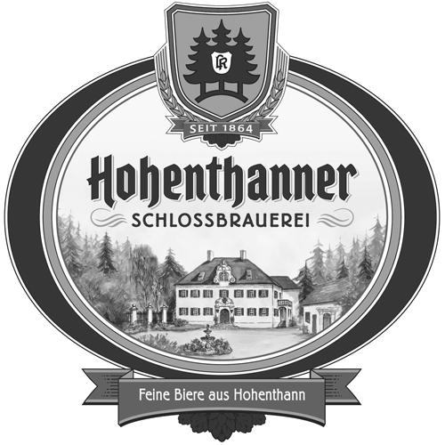 Logo Hohenthanner Schlossbrauerei | Kunde von Carossa Immobilien