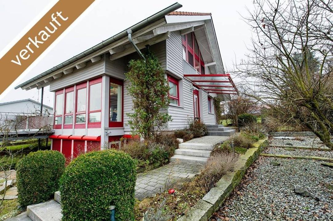 Einfamilienhaus in Buch am Erlbach