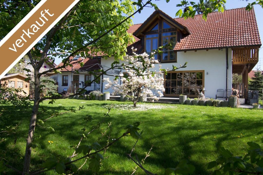 Einfamilienhaus in Eching