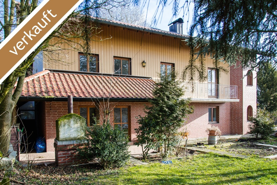 Einfamilienhaus mit Einliegerwohnung in Weihmichl